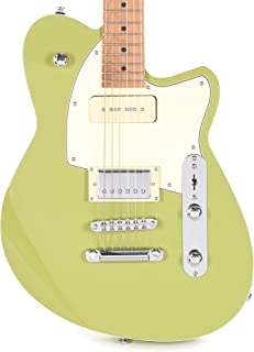 Reverend Double Agent OG Avocado Green LE w/Roasted Maple Neck (CME Exclusive)