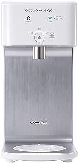 Coway Aquamega 200C Smart Cold Water Purifier, 7.1 x 16.5 x 14.7, White, Amazon Dash Replenishment Enabled