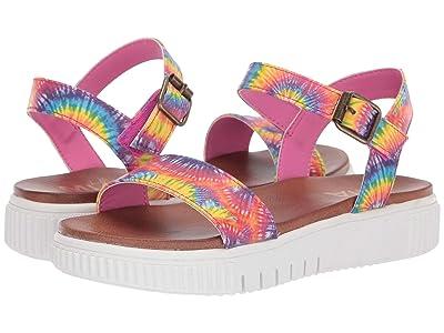 Mia Kids Hollie (Little Kid/Big Kid) (Tie-Dye) Girls Shoes