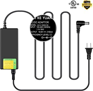 TFDirect Power Adapter for LG Monitor EAY62790006 EAY62710704 ADS-40FSG-19 19032,E2250T W2286L E2242C-BN,IPS277L-BN 27EA33V D2343P IPS236V-PN D2792P LED LCD Monitor 19032G,LG27EA33V-B FLATRON Charger