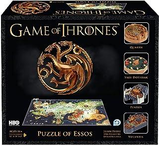 4D Cityscape, Rompecabezas Game of Thrones: Essos Tiempo, 1400 Piezas