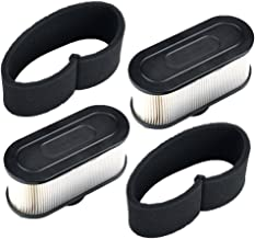 Hipa (Pack of 2 Air Filter with Pre Filter for Kawasaki Engine 11013-7049 11013-0726 11013-0752 99999-0384 MIU12555 Bobcat 4164631 Lawn Mower