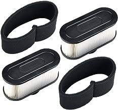 HIPA (Pack of 2 Air Filter with Pre Filter for Kawasaki Engine 11013-7049 11013-0726 11013-0752 99999-0384 John Deere MIU12555 Bobcat 4164631 Lawn Mower