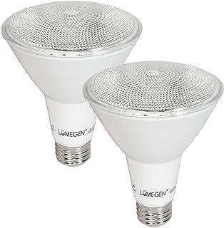 14 Watt PAR30 LED Lights Case of 12 14W Smooth PAR30-2700K 15 Degree