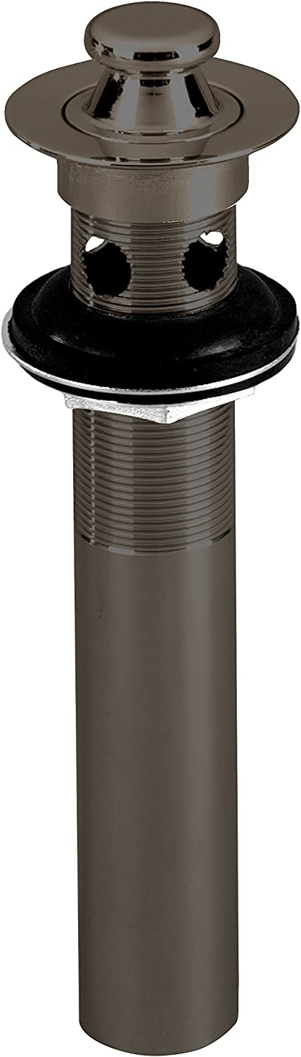 Westbrass D410-2-12A Lift Turn Lav Mesa Mall Overflow Holes Drain with Max 83% OFF