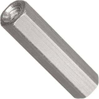 Hex Standoff #6-32 Screw Size 0.25 OD Female Stainless Steel 4.75 Length, Pack of 1