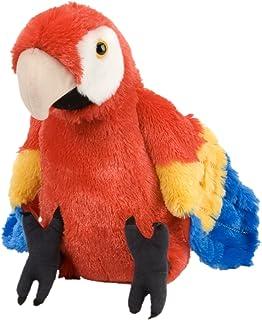 (30 cm) - Wild Republic 30cm Plush Macaw Scarlet