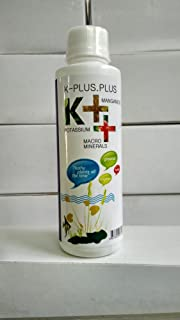 Aquatic Remedies K++ Potassium Manganese Calcium Aquarium Plant Fertilizer, 220 ml