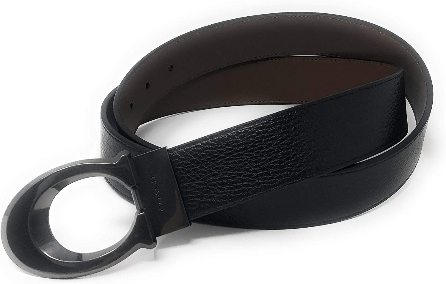 Coach Mens Cut to Size Reversible Leather Belt