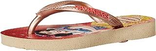 Slim Flip Flop Sandals, Disney Princess