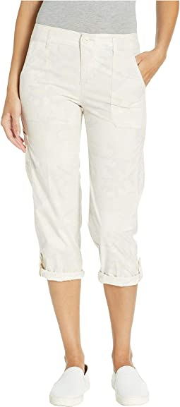 Explorer Patch Pocket Crop Pants