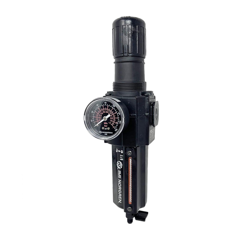 B74G-3AK-QD3-RMG Super special price : discount Norgren Excelon Series Filter B74G Regulator