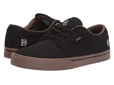 etnies Jameson 2 Eco (Black/Charcoal/Gum) Men