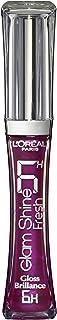 L'Oréal - Glam Shine Volumizer 6h, Fresh Cassis 118 - 1 unidad