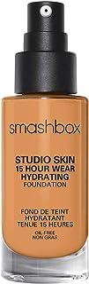 Smashbox Studio Skin FullCover 24 Hour Foundation - 3.18 Medium Dark Neutral Olive Undertone