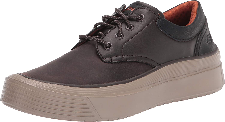 Skechers USA Men's Low Profile Purchase Slip Bungee shopping Sneaker on