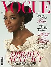 Vogue UK Magazine (August 2018) Oprah Winfrey Cover