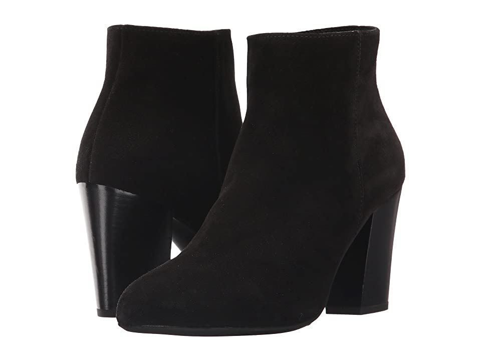 La Canadienne Daphne (Black Suede) Women