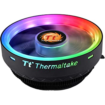 Thermaltake UX 100 Air Cooler Argb/CPU Kühler CL-P064-AL12SW-A schwarz