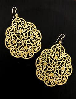 Sosie Golden Morocan Earring