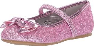 حذاء باليه مسطح للفتيات نينا روزالبا