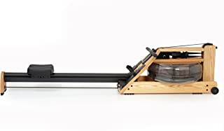 WaterRower Unisex Adult A1 Home Rowing Machine, 215x56x53cm