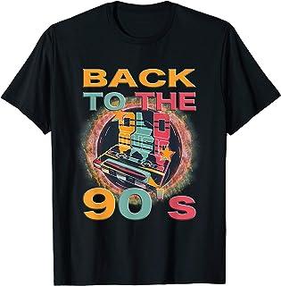 90er Jahre Party Outfit Kostüm Geschenk T-Shirt