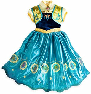 DreamHigh Girls Princess Birthday Party Cosplay Costume Sunflower Dress