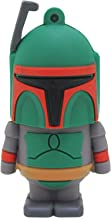 MOJO Star Wars USB Flash Drive - Darth Vader, BB-8, Boba Fett, Anakin Skywalker, BeeBee Eight, Mandalorian Bounty Hunter (32GB, Boba Fett)