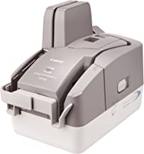 Canon 5367B002 imageFORMULA CR-50 Check Transport Scanner,White & Gray photo