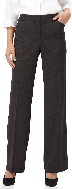 Alfani Women's Straight Leg, Stretch, Dress Pants Opaco Plaid SIze 2