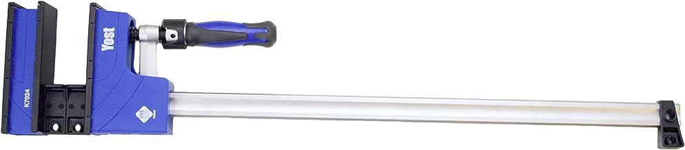 "Yost Tools K7040 40"" Heavy Duty Parallel Clamp, Steel"