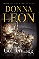 The Golden Egg (Commissario Brunetti Book 22) Kindle Edition
