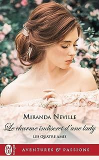 Les quatre amis (Tome 1) - Le charme indiscret d'une lady (J'ai lu Aventures & Passions t. 12746) (French Edition)