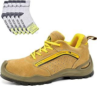 Amazon.it: 47 Scarpe da lavoro Scarpe da uomo: Scarpe e