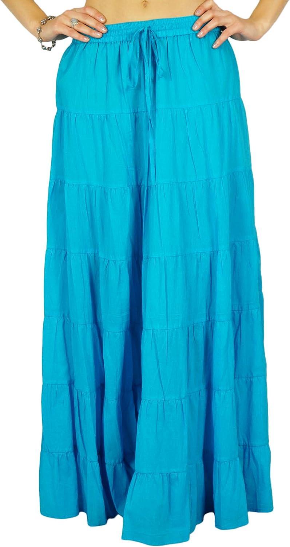 Phagun Resort Wear Skirt Long Maxi Skirt Beach Wear Cotton Summer Wear
