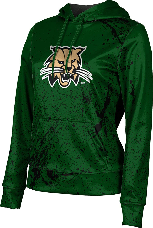 ProSphere Ohio University Girls' Pullover Hoodie, School Spirit Sweatshirt (Splatter)