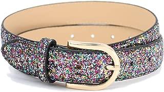 Best rainbow leather belt Reviews