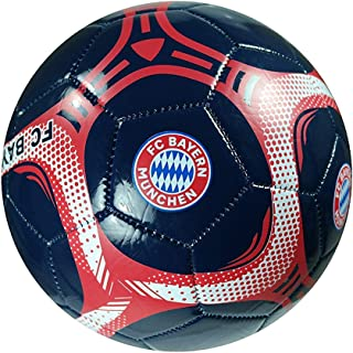 FC Bayern Authentic Official Licensed Soccer Ball Size 5 -005