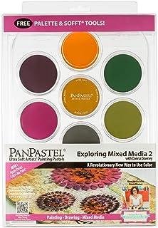 Panpastel PP30076 Hanging Kit - Exploring Mixed Media Ii Oil Pastels