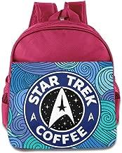Logon 8 Star Trek Bucks Cool Backpacks RoyalBlue For 3-6 Years Olds Boys
