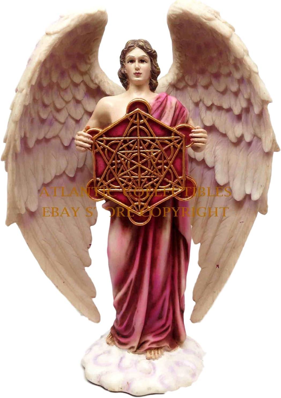 5 popular Ebros Metatron Judaism Angel Statue P Order Mesa Mall Highest Divine Enoch