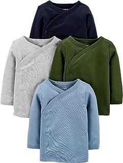 Carter's Baby Boys 4-Pack Cotton Kimono Tees