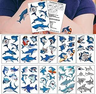 Best shark design tattoo Reviews