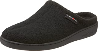 Unisex AT Boiled Wool Hard Sole Slipper