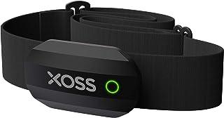 XOSS Heart Rate Monitor Bluetooth/Ant + Correa para el Pecho IP67 a Prueba de Agua, para Correr, Andar en Bicicleta, Deportes al Aire Libre