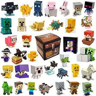 Mattel Minecraft Check Lane Chest Series 1 Blind Box Mini Figure