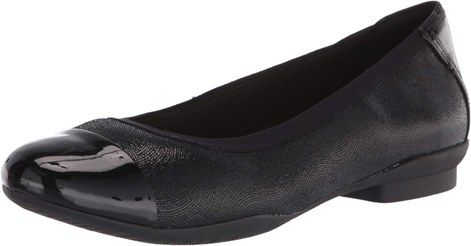 Clarks Women's Sara Orchid Max 69% Sale Special Price OFF Ballet Flat