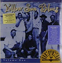 Yellow Sun Blues Volume 1 (Translucent Blue Vinyl/Booklet/Numbered/Limited)