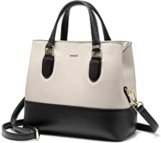 Handbags for Women On Sale Designer PU Leather Purses Medium Ladies Tote Crossbody Bag